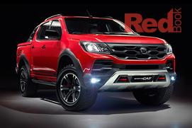 Holden Colorado SportsCat by HSV 2018 Review