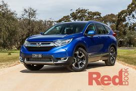 Honda CR-V 2017 Review