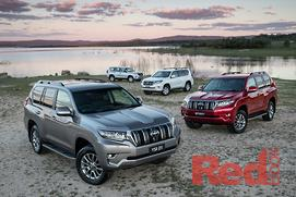 2018 Toyota LandCruiser Prado pricing announced
