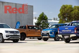 2019 Best Dual-Cab 4WD Ute: Cost of Ownership