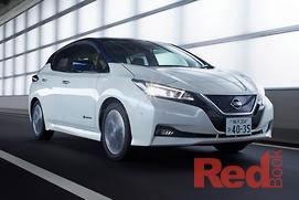 New Nissan LEAF confirmed for Oz