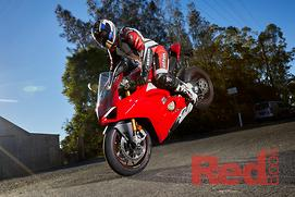 2018 Ducati Panigale V4 S review