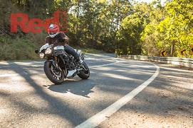 2018 Triumph Speed Triple 1050 RS review
