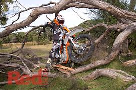 2019 KTM Freeride 250 F review