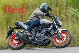 2019 Yamaha MT-03 review