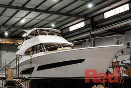 2020 Riviera 64 Sports Motor Yacht takes shape ahe...