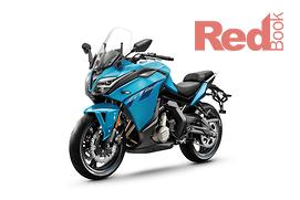 $8490 rideaway for CFMoto 650GT