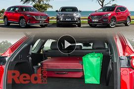 Which seven-seat SUV is friendliest for families?