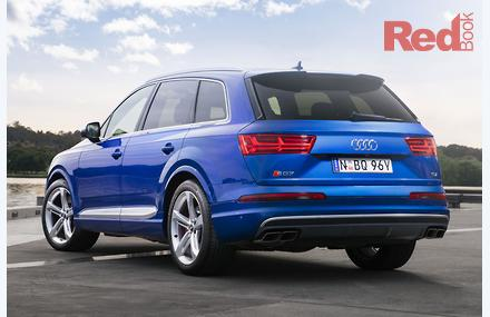 Audi SQ Price And Specifications Revealed Car Reviews News - Audi sq7 price