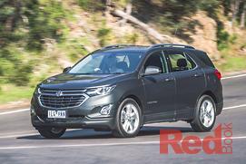 Equinox marks new era for Holden
