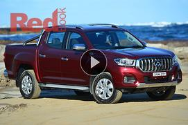 LDV T60 LUXE 2017: Video Review