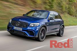Mercedes-Benz GLC 63 AMG 2017 Review