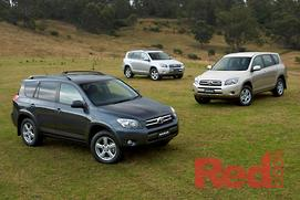 Buying Used: Toyota RAV4 (2006-12)