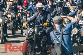 2019 Distinguished Gentleman's Ride