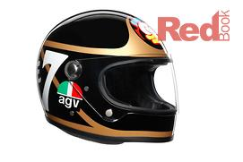 New product: Barry Sheene AGV replica