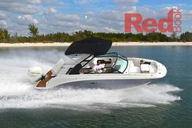 Sea Ray SDX 250 Outboard Review