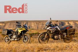 BMW F 750/850 GS launch review