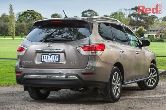 Loading... Home · Car Reviews · Nissan · Nissan Pathfinder