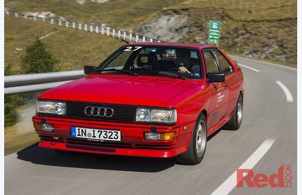 Audi Ur Quattro Coupe 1988 Retro Road Test Car Reviews News