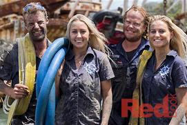 Reality TV stars stung for illegal fishing