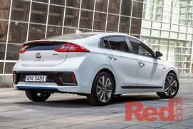 Plug-in hybrid electric vehicles coming in 2018