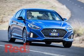 Hyundai Sonata 2017 Quick Spin