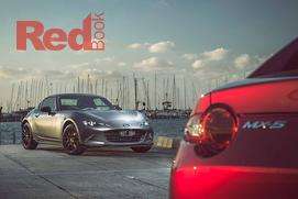 Mazda MX-5 RF Limited Edition 2018 Review