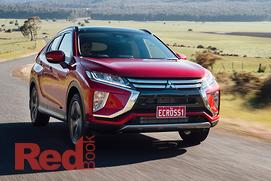 Mitsubishi Eclipse Cross 2018 Review
