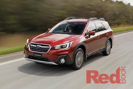 Subaru Outback 2018 Review