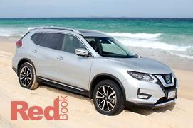 Nissan X-TRAIL 2018 Review