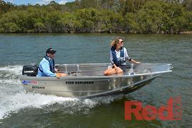 Quintrex 350 Outback Explorer Review