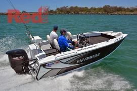 Quintrex 530 Frontier Review