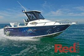 Quintrex Yellowfin 6500 HT 2018 Review