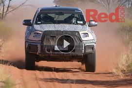 Ford Ranger Raptor: White-knuckle shotgun ride