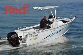 2019 Sea Jay 550 Vision review