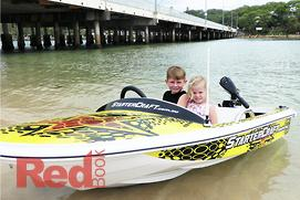 SANCTUARY COVE BOAT SHOW: Fun watertoys and cool w...