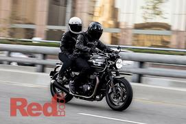 Triumph unveils all-new Speed Twin