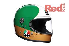 Products: AGV X3000 and X70 helmets