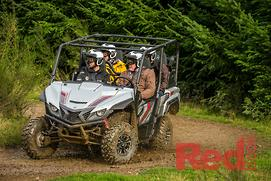 2018 Yamaha Wolverine X4 SE launch review